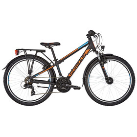 "Serious Rockville Street 24"" black/orange"